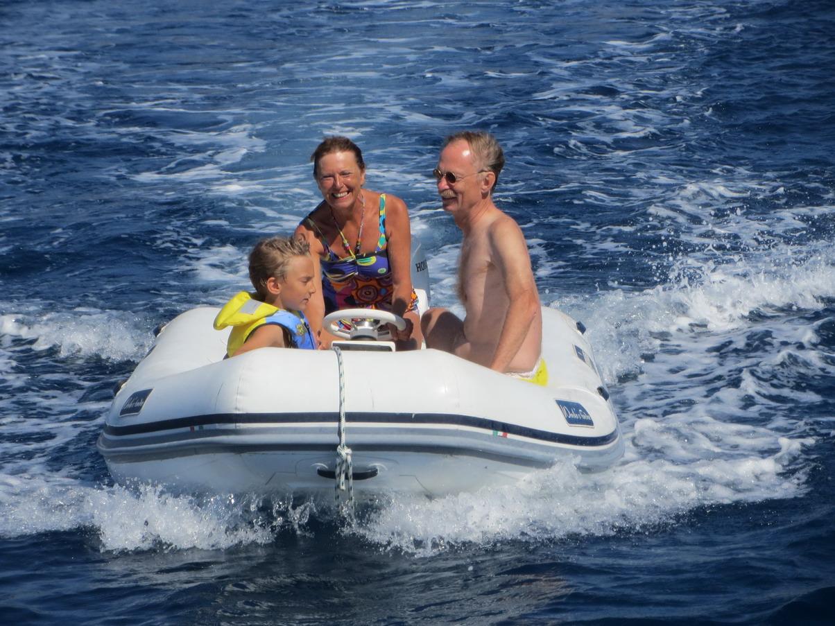 30. Ibiza, cala de Port Roig