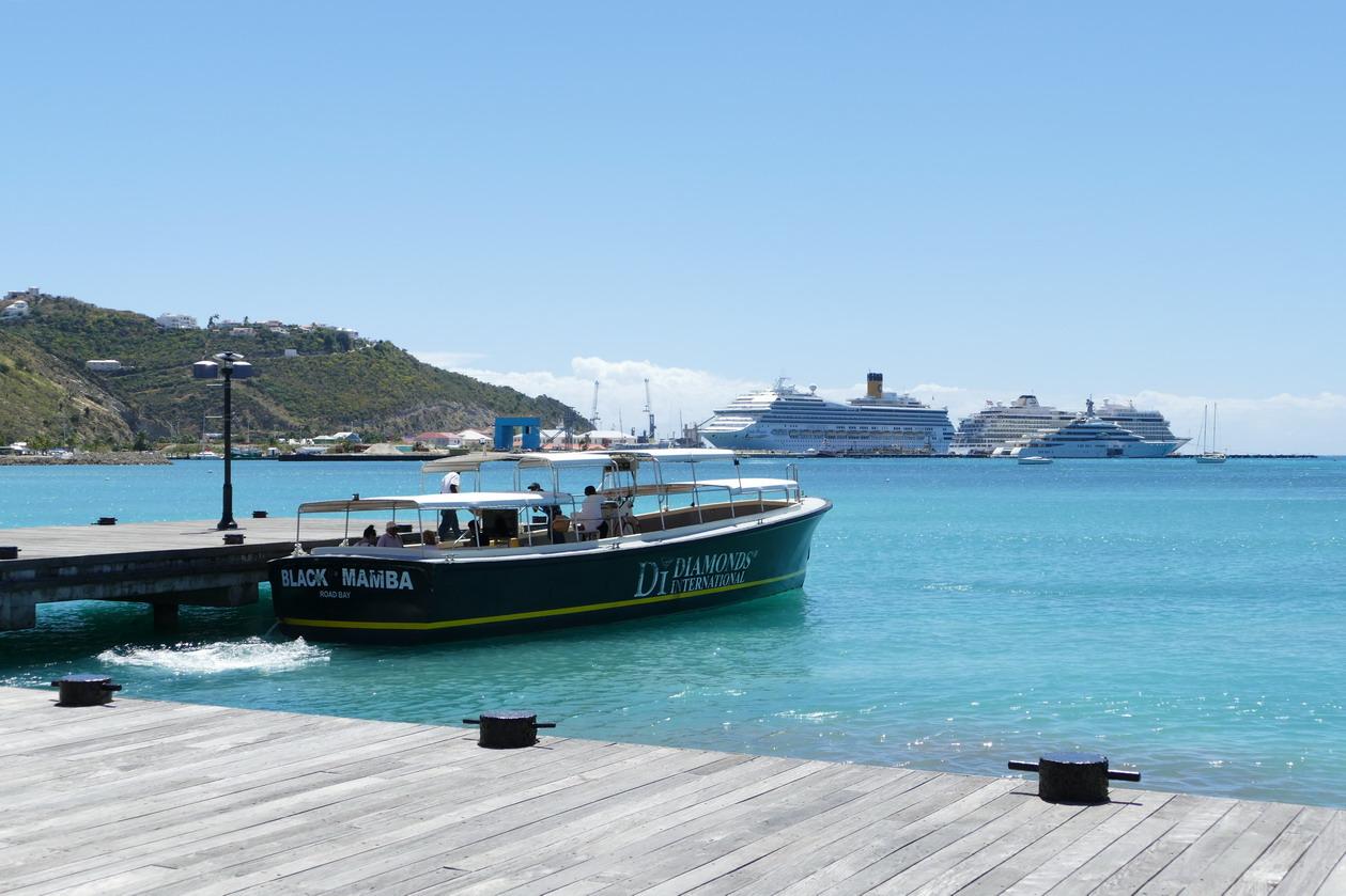 35. Sint Maarten, Philipsburg