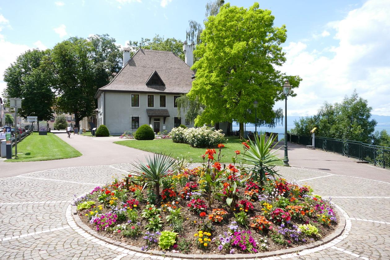 36. Lac Léman - Thonon-les-Bains