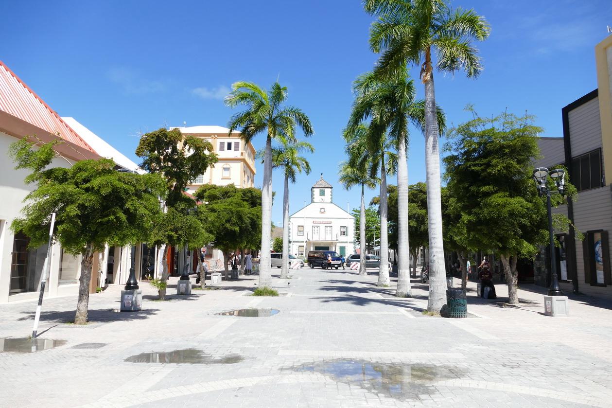 36. Sint Maarten, Philipsburg