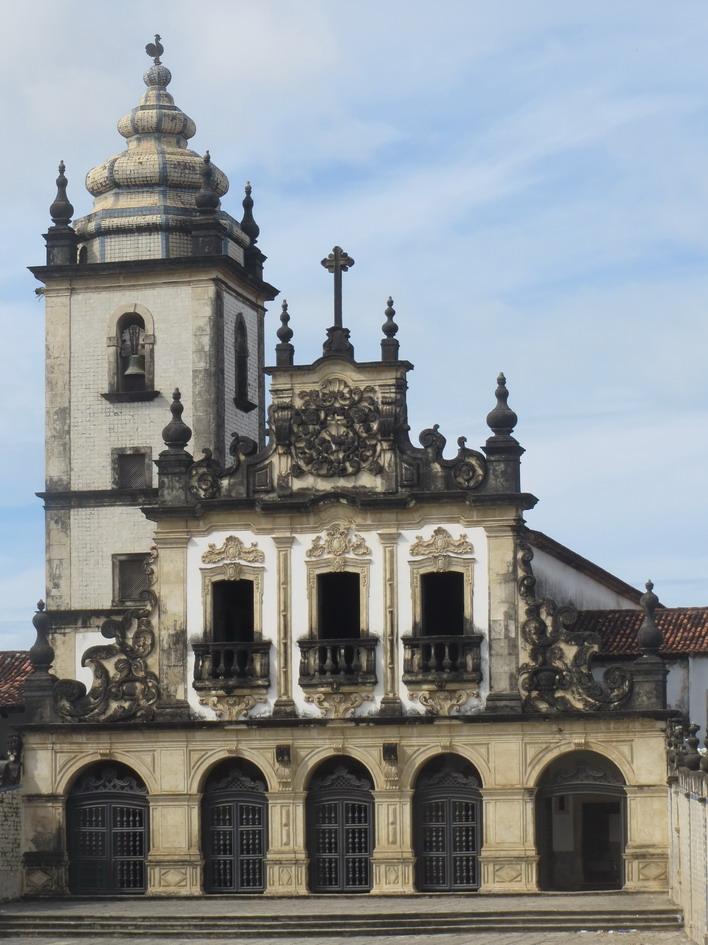 37. Joao Pessoa, église de Sao Francisco