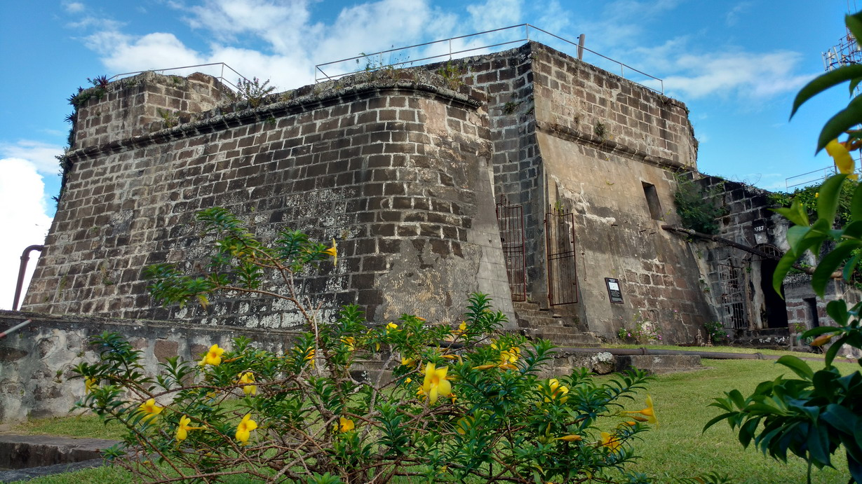 37. Le Fort Frederick