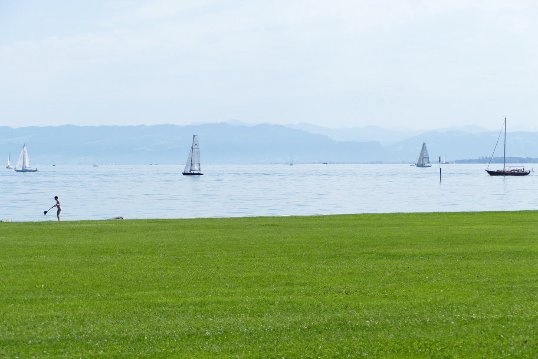 37. Le lac de Constance - rive sud