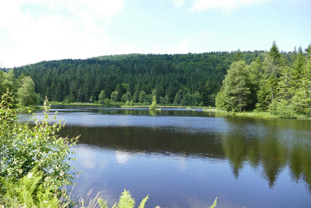 37. Le lac de Lispach