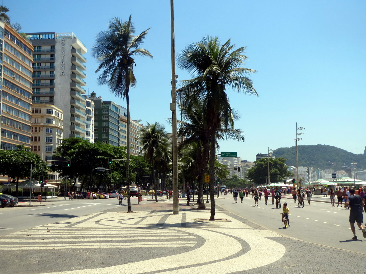 37. Plage de Copacabana