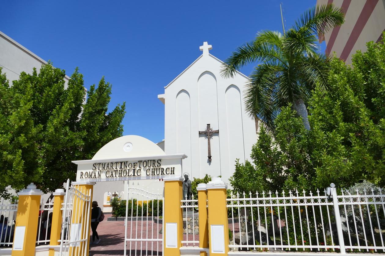 37. Sint Maarten, Philipsburg