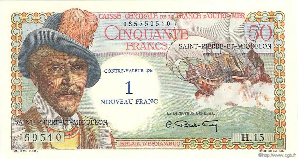 38. Pierre Belain d'Esnanbuc, a conquis la Martinique en 1635 pour le compte de la France