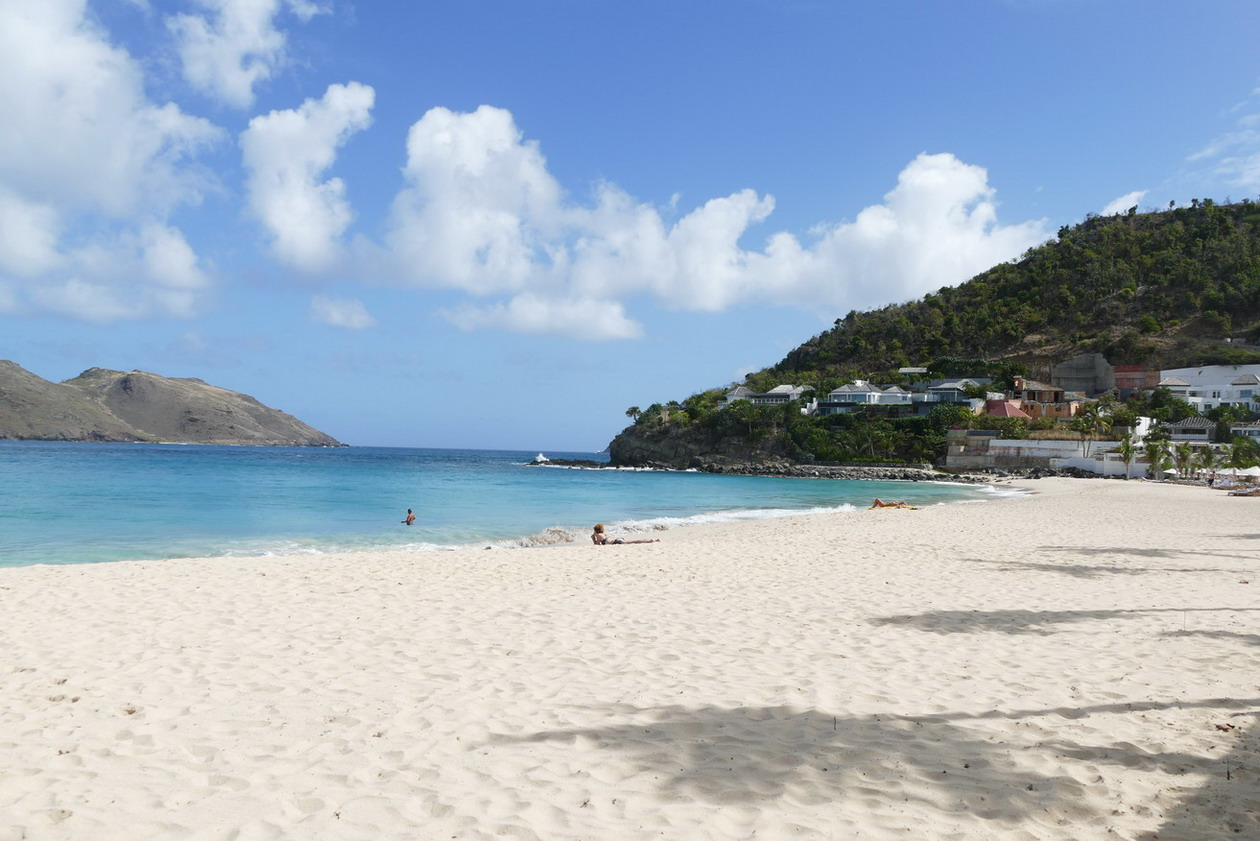 38. St Barth, la baie des Flamands