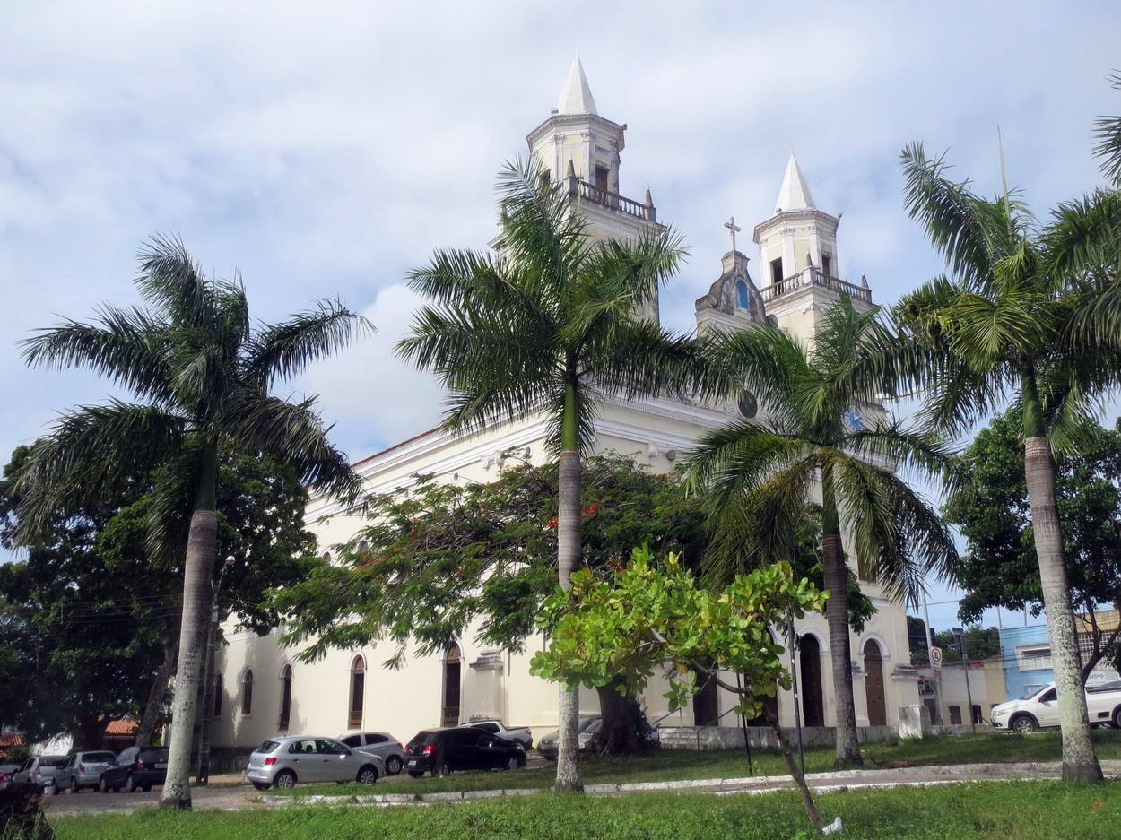 39. Joao Pessoa, la cathédrale de Nossa Senhora das Neves