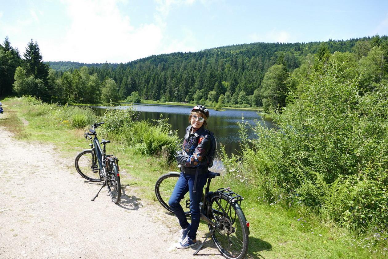 39. Le lac de Lispach