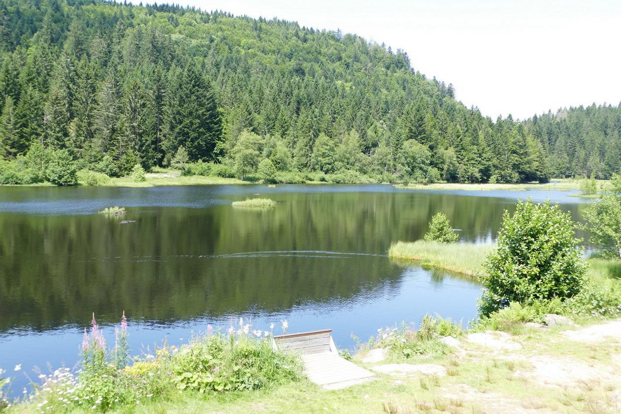 40. Le lac de Lispach