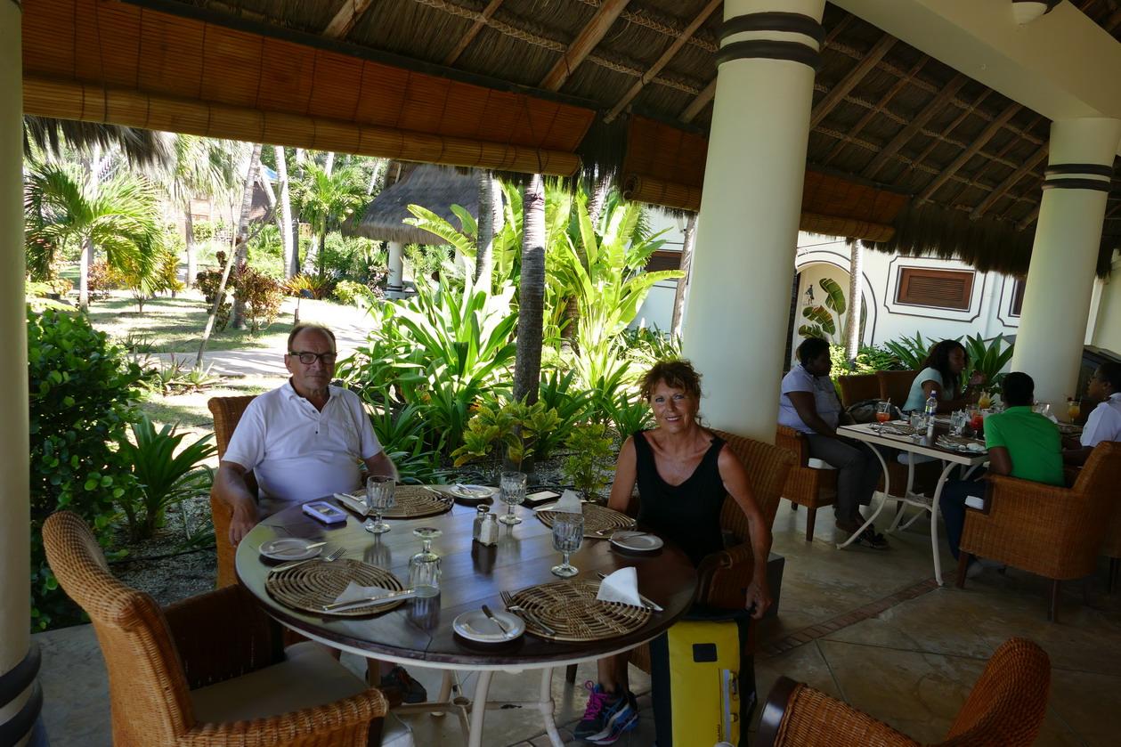 40. Tamarind beach hotel