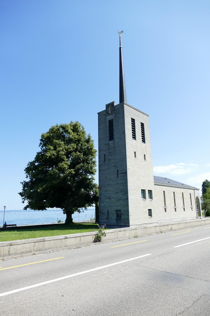 41. Le lac de Constance - rive sud