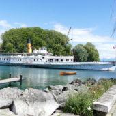 42. Lac Léman - Rolle et le vignoble suisse