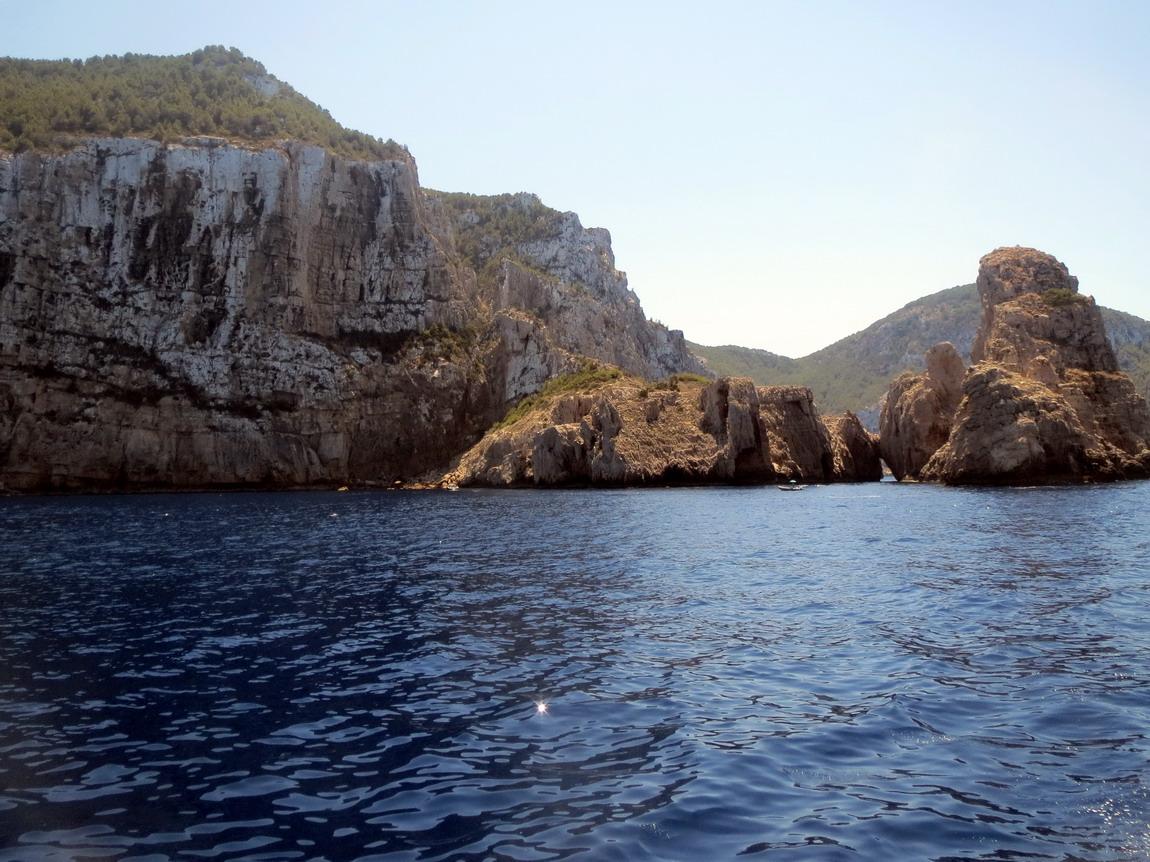 39. Ibiza, côte ouest