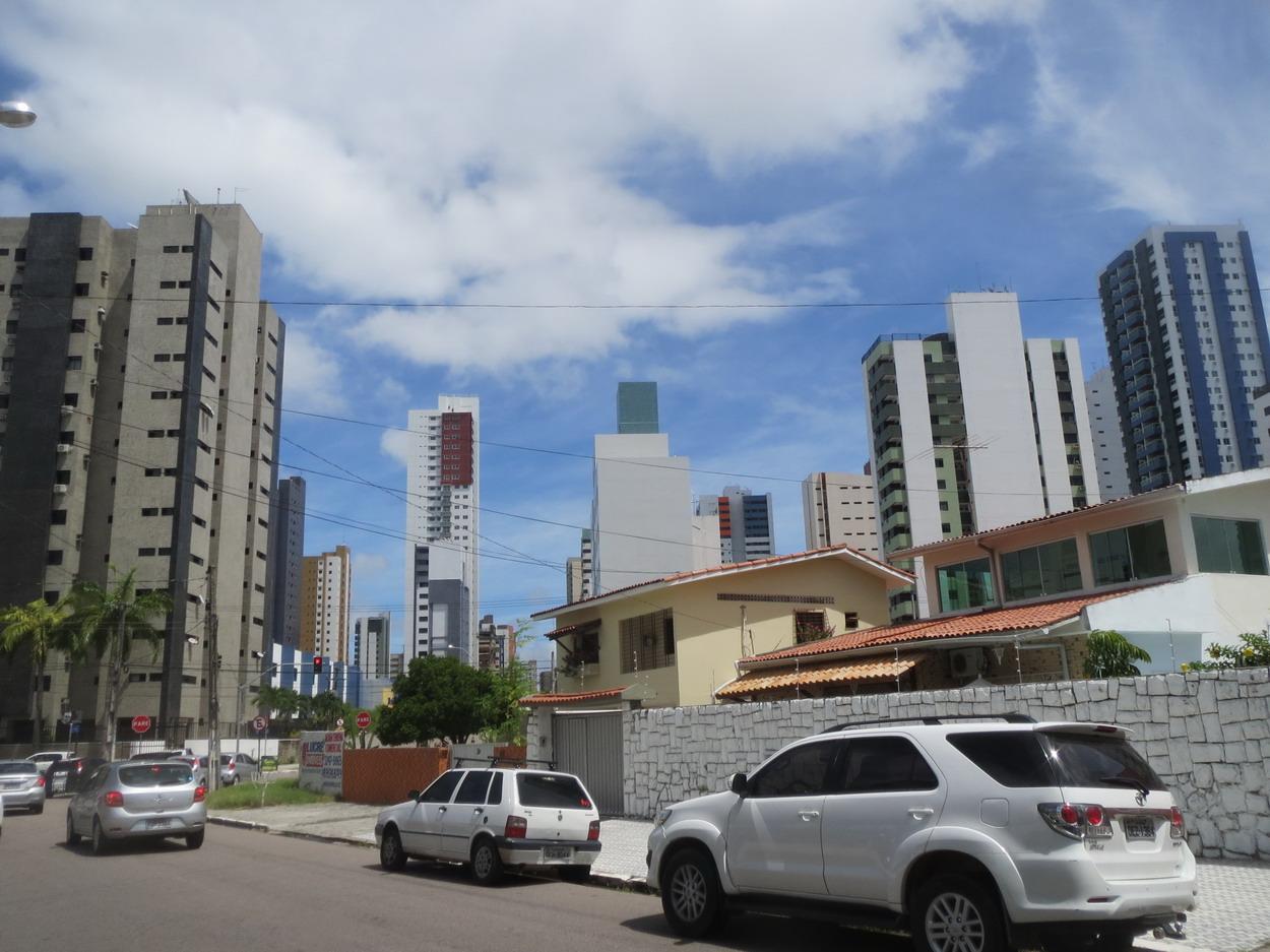 43. Joao Pessao, Tambau, le quartier résidentiel pour les plus aisés
