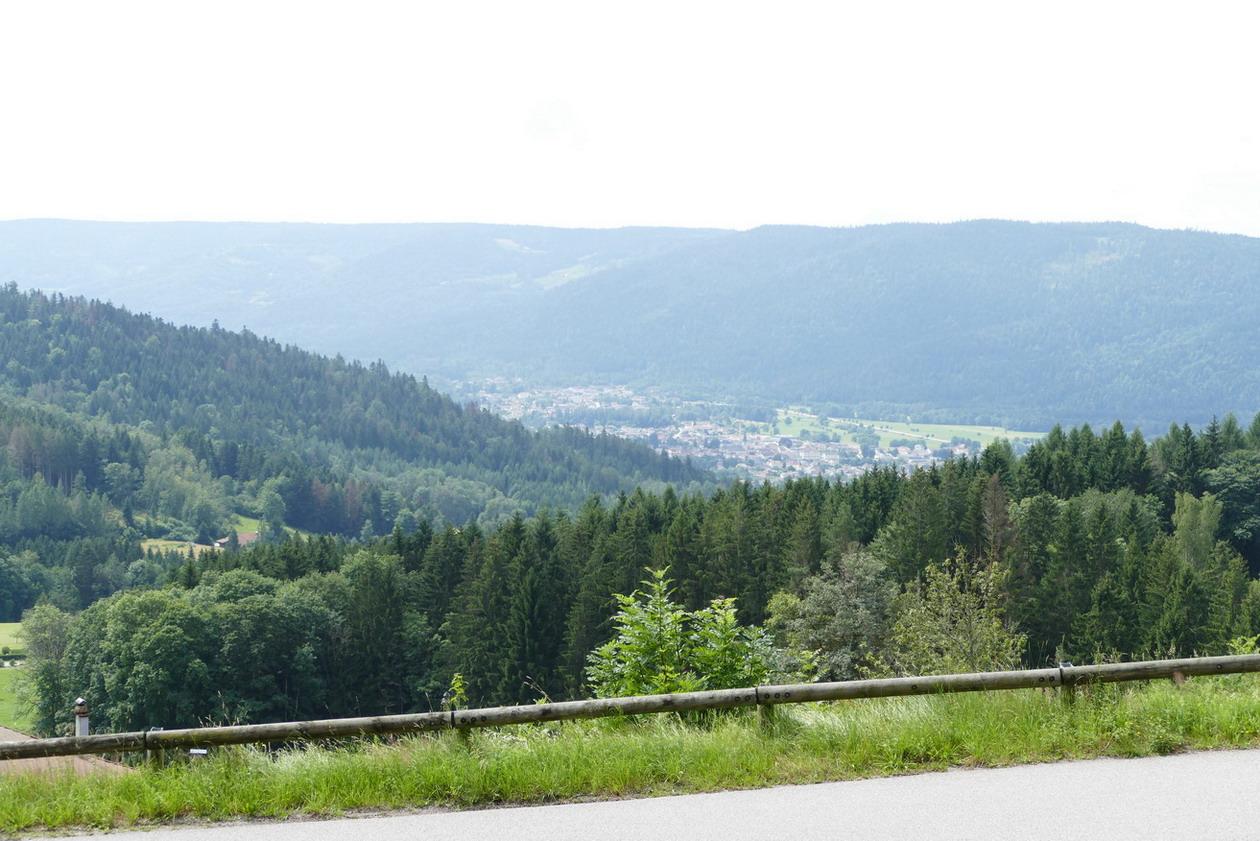 43. Vers le Haut-du-Tôt, le plus haut village des Vosges