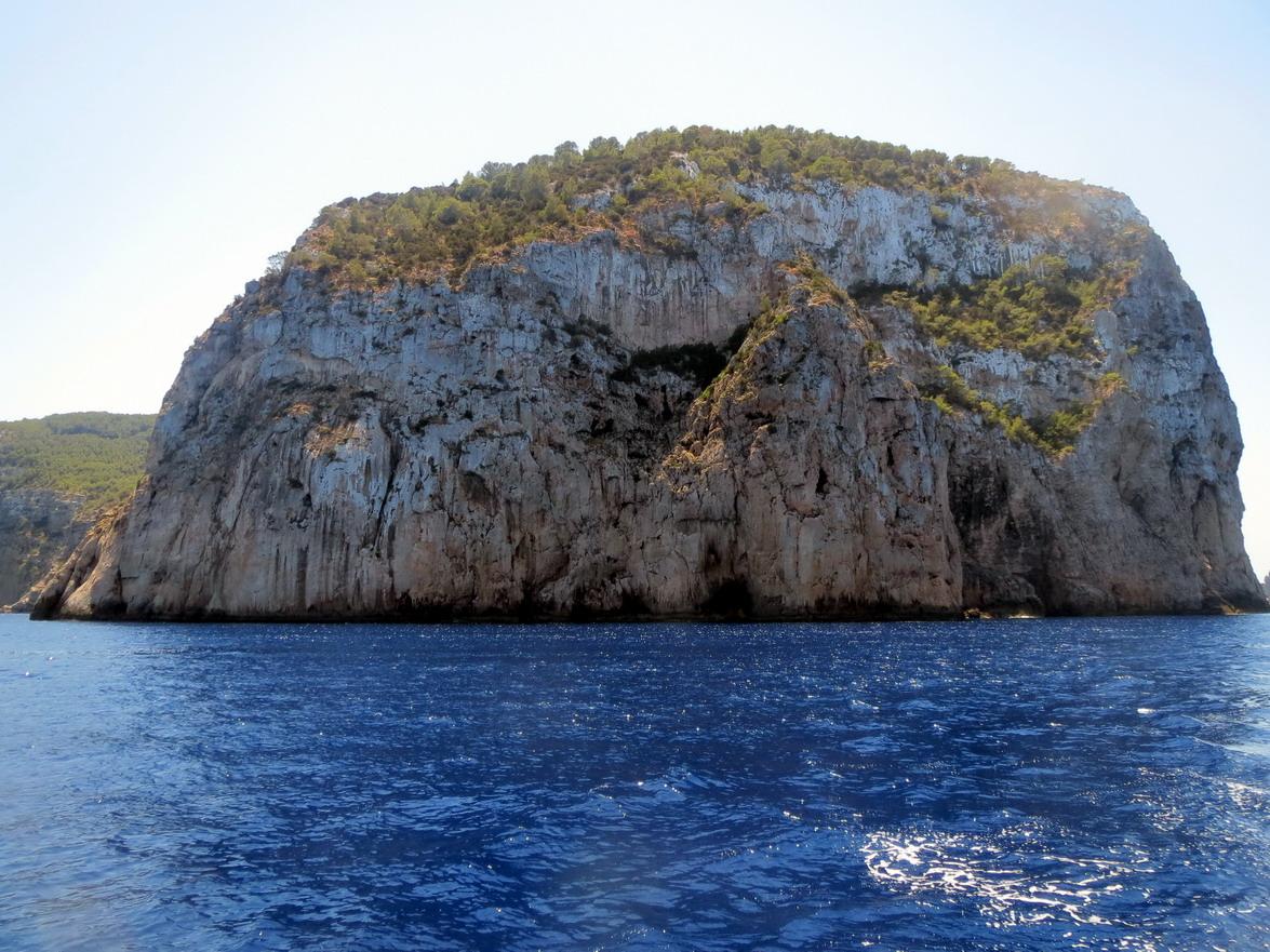 41. Ibiza, côte ouest