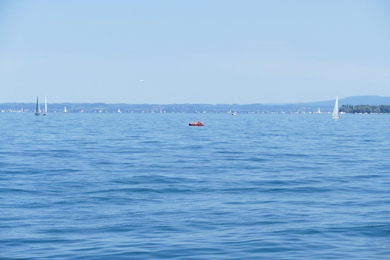 45. Le lac de Constance - rive sud