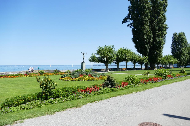46. Le lac de Constance - rive sud