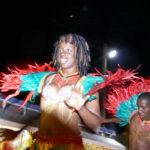 46. St Martin, Grand-Case, le carnaval