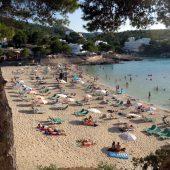 43. Ibiza, la plage de la cala de Portinatx
