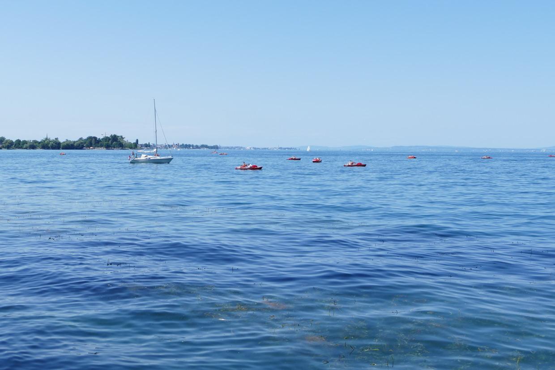 48. Le lac de Constance - rive sud