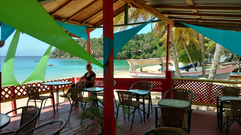 49. Castara, le restaurant de plage