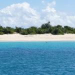 49. St Martin, plage de l'îlot Tintamarre