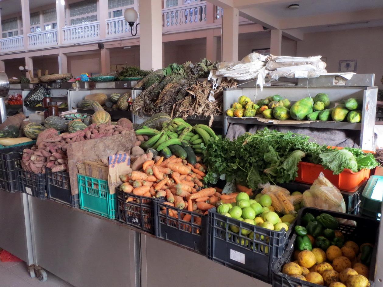 5. Le marché couvert