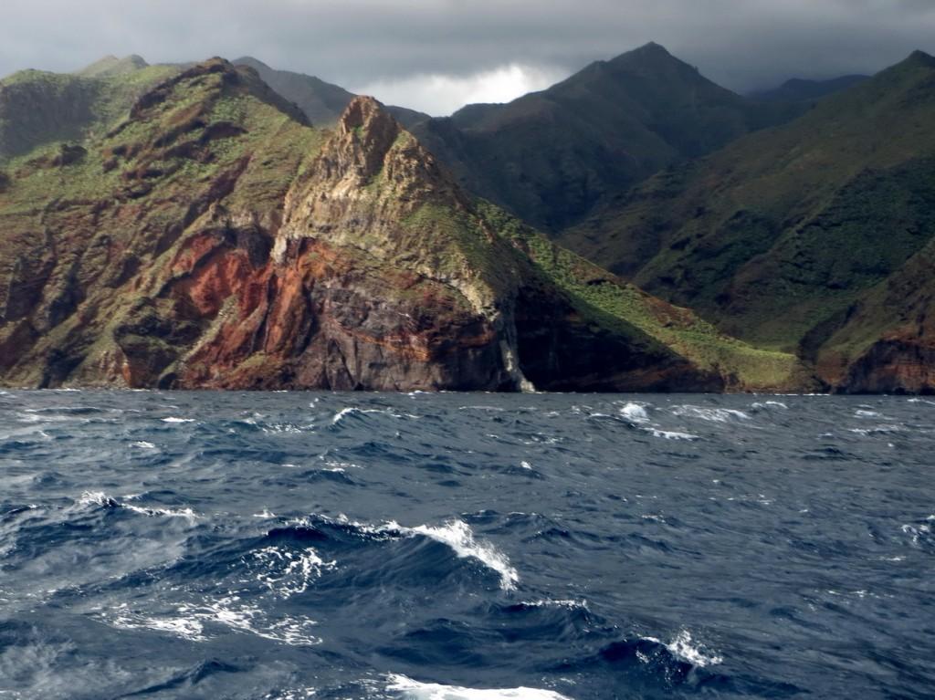 5. Pointe nord de Tenerife