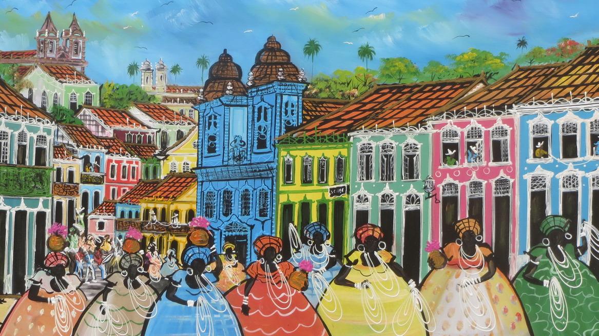 50. SdB, centre historique tout en couleurs