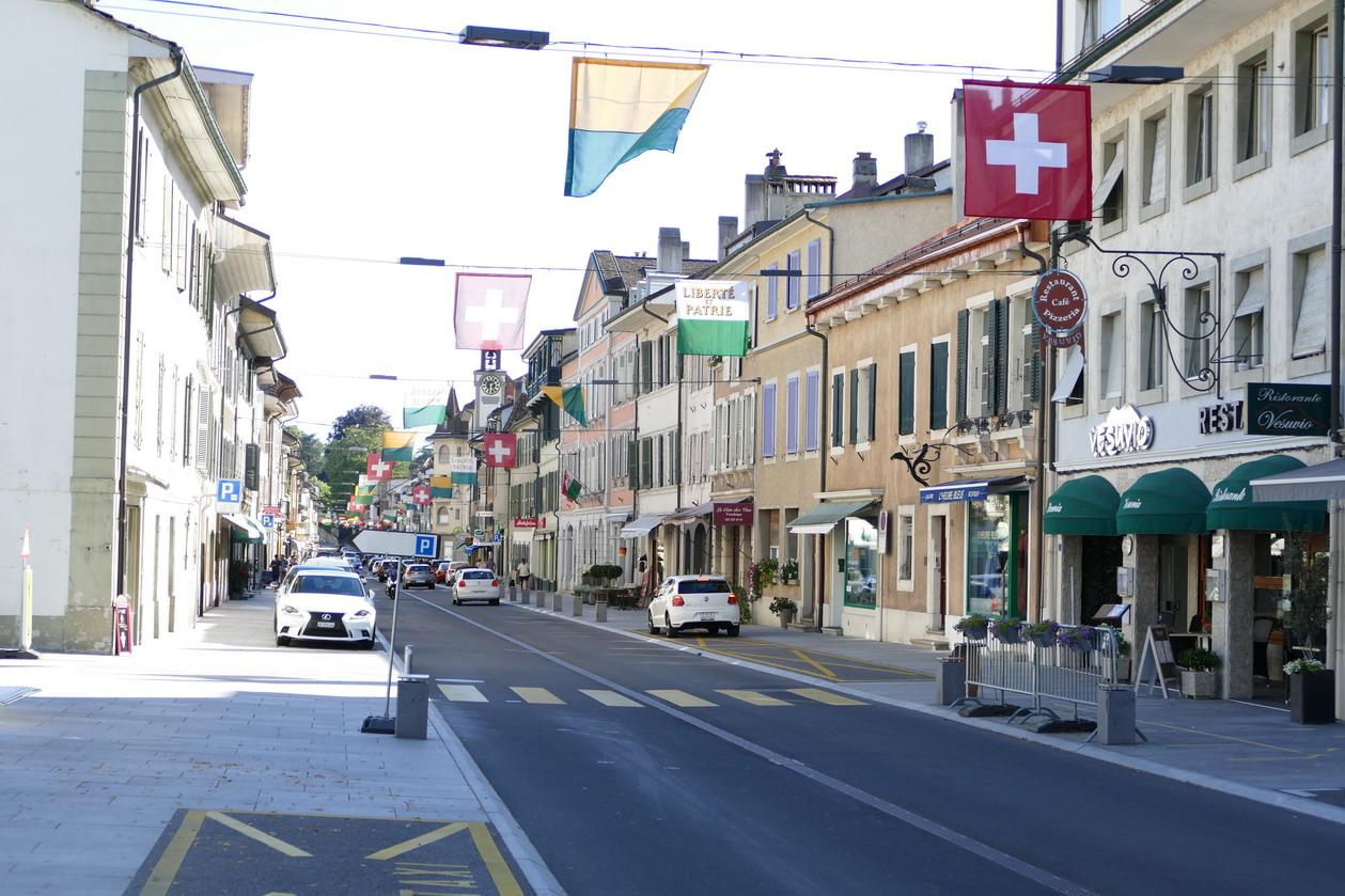 51. Lac Léman - Rolle et le vignoble suisse