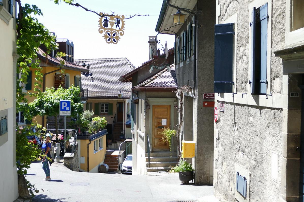 55. Lac Léman - Rolle et le vignoble suisse