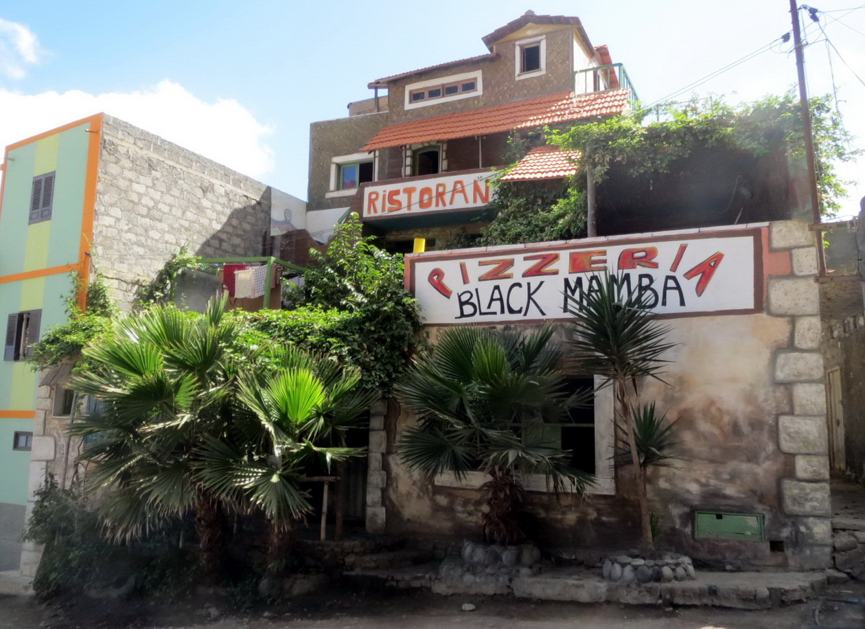 6. Black Mamba, bon restaurant tenu par une Italienne