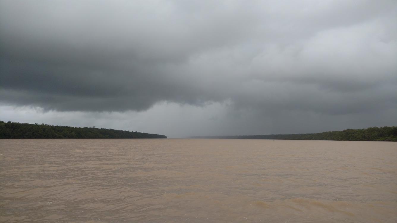 6. Le fleuve Mahury