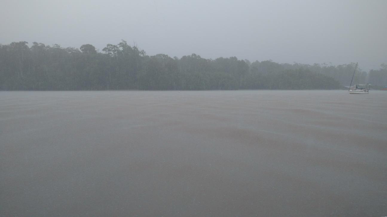 8. Pluie équatoriale