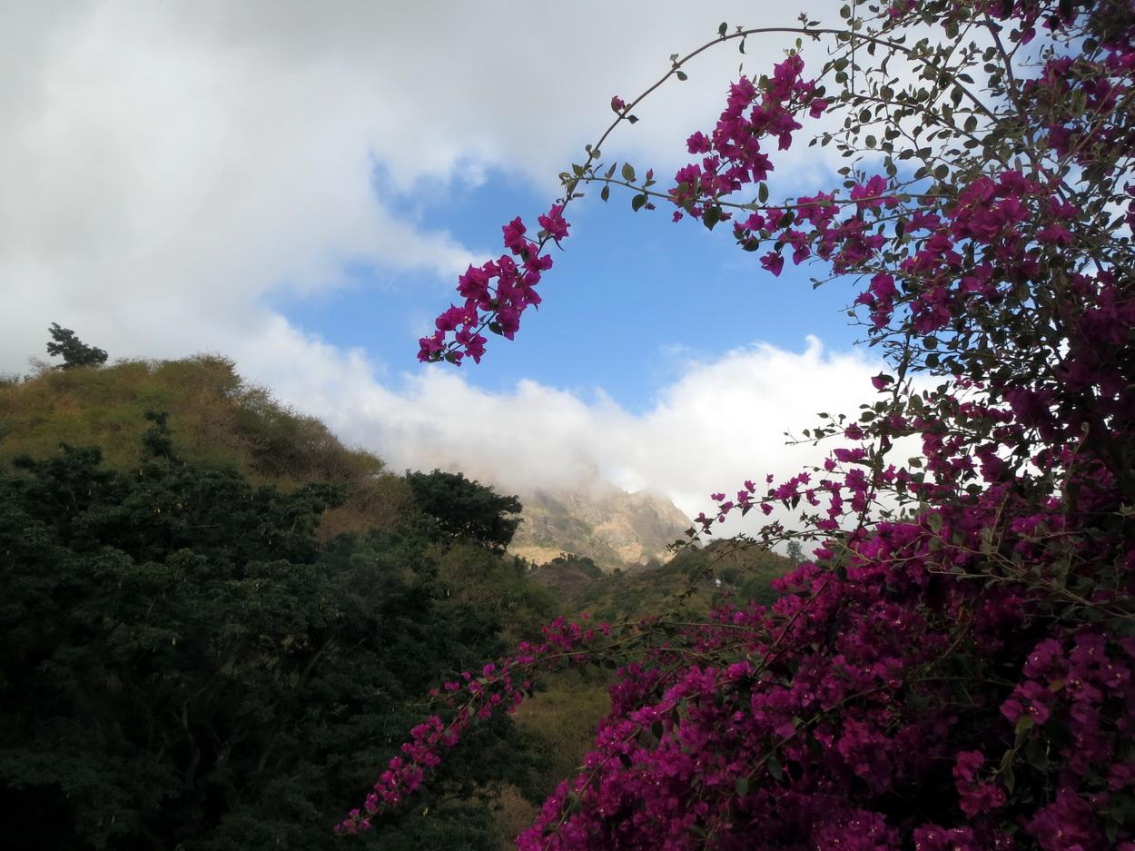 9. Santiago, l'intérieur de l'île
