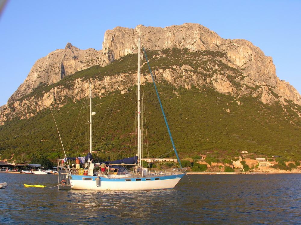14. Île de Tavolara