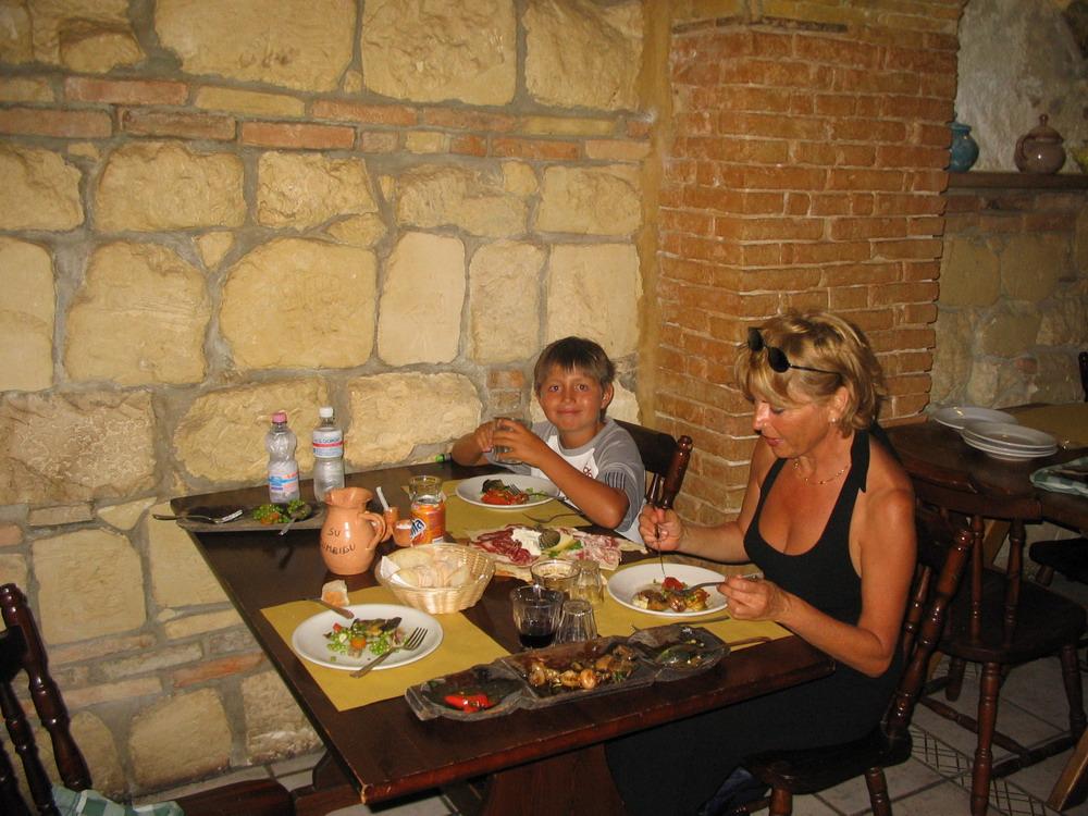 8. Cuisine sarde à Cagliari