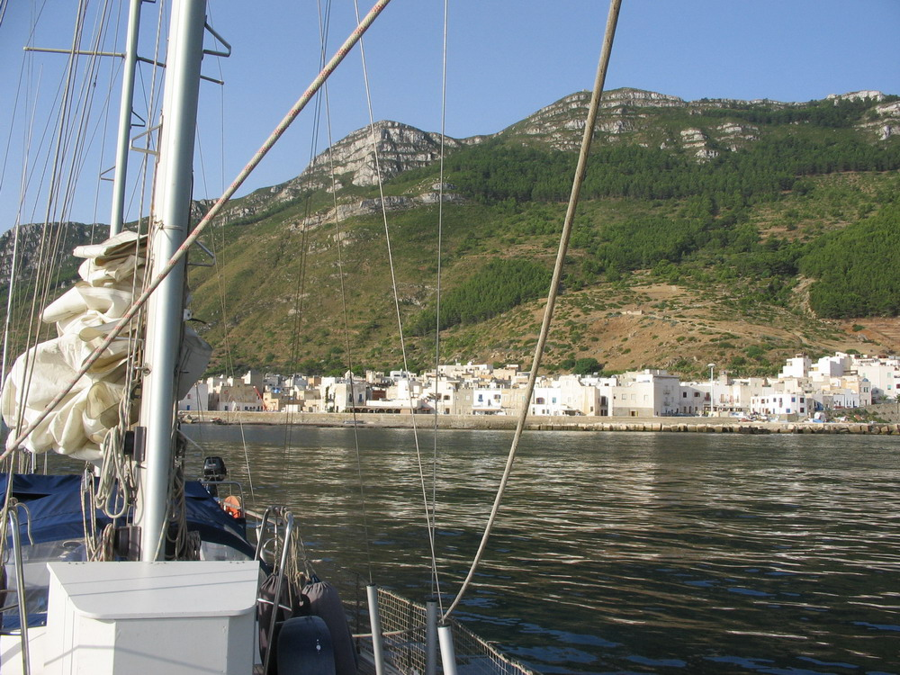 1. Île de Marittimo dans les Egades