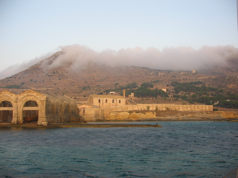 2. Île de Favignana – anciennes thonneries